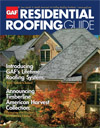 Residential Roofing Full Line Brochure